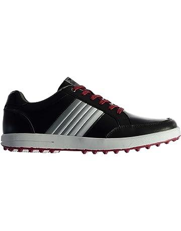official photos 3e1b7 c9645 Slazenger Homme Casual Chaussures De Golf À Lacets Couleur Contrast  Rembourré