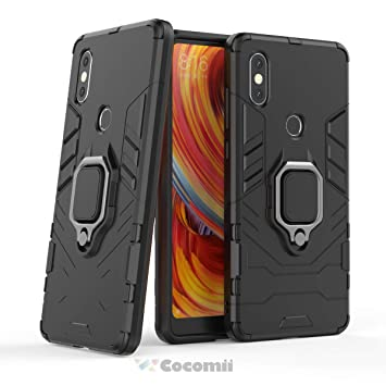 Cocomii Black Panther Armor Xiaomi Mi Mix 2S Funda NUEVO [Robusto ...