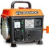 Daewoo GDA980 - Generatore a benzina, 63 cc, 720 W