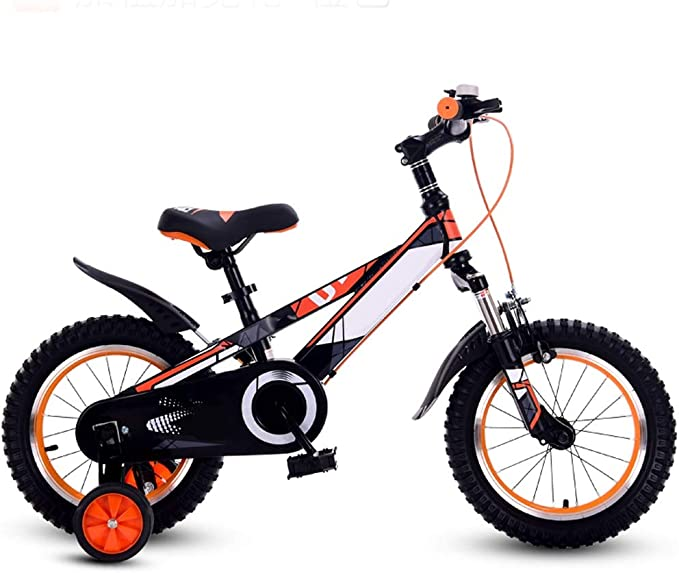 Xiaoping Bicicleta para niños de 3 a 6 años de Edad, niña 12/14/16 ...