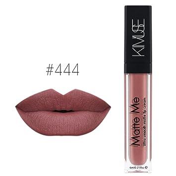 Matte Liquid Lippenstift Sweetds Wasserdicht Langlebig Pigment
