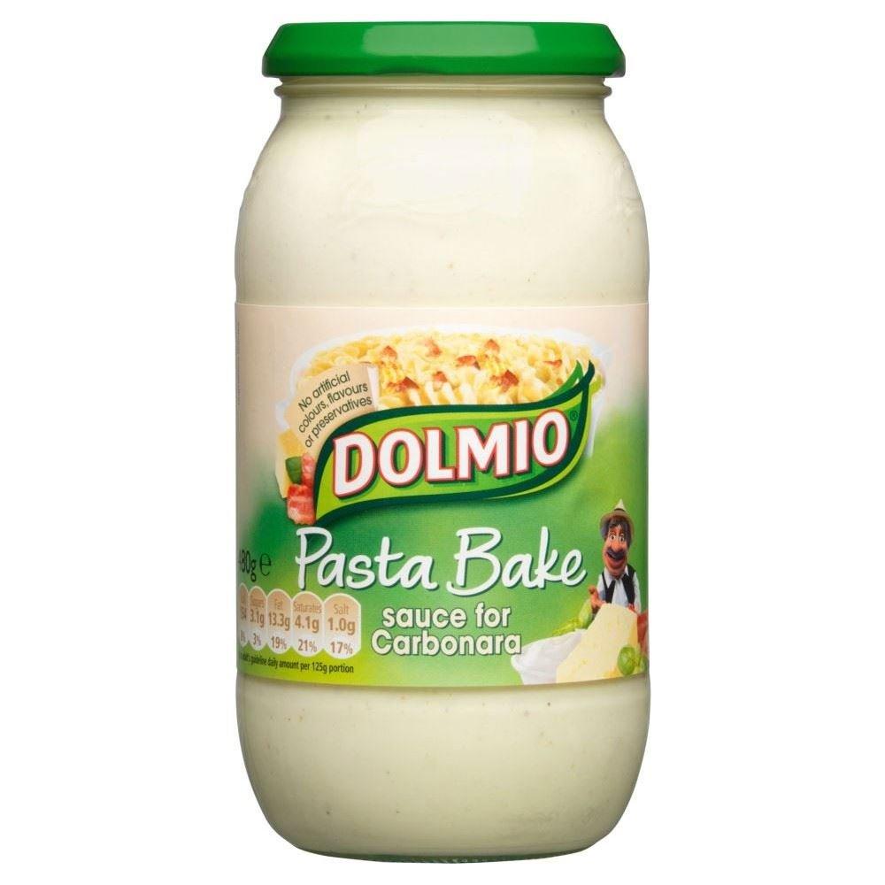 Dolmio Pasta Bake - Carbonara (480g) - Pack of 6