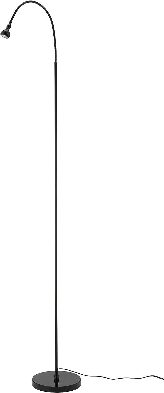 IKEA 903.859.13 Jansj Led Floor Read Lamp, Black