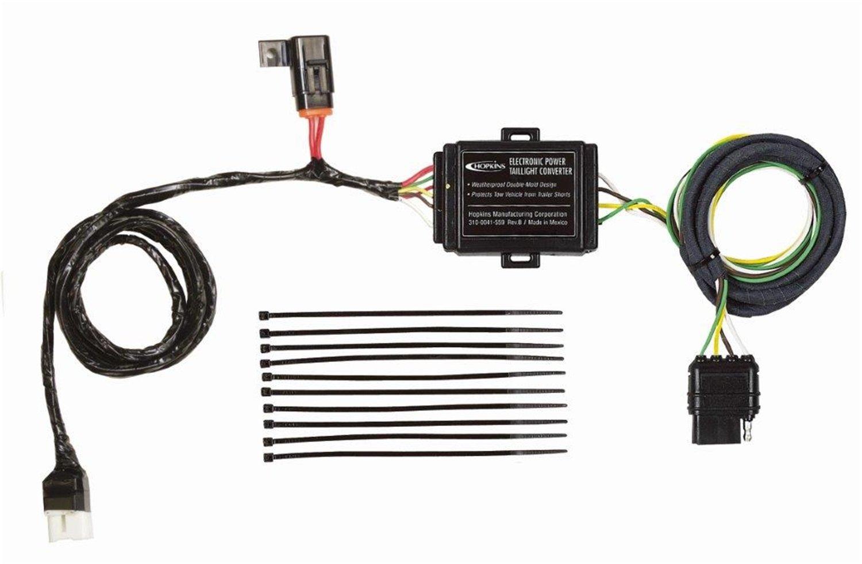 Amazon.com: Hopkins 43885 Plug-in Simple Wiring Kit: Automotive