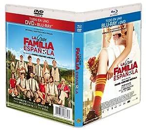 La Gran Familia Española (BD + DVD) [Blu-ray]