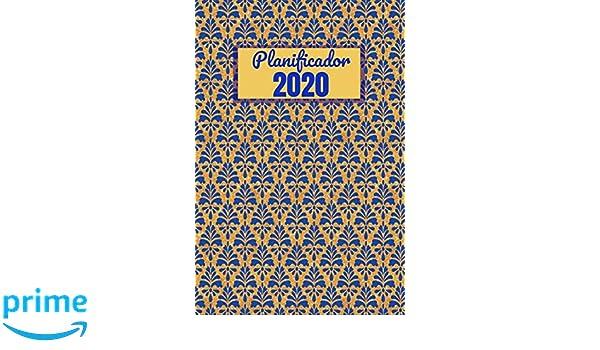 Amazon.com: Planificador 2020: Agenda Diaria y Planificador ...