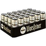 Warsteiner Premium Pilsener 24 x 0,5 Liter Dosenbier / Internationales Bier nach deutschem Reinheitsgebot / Palette Bier auch im Spar-Abo erhältlich
