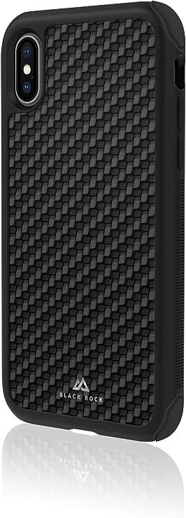Black Rock Robust Case Real Carbon Hülle Für Apple Elektronik