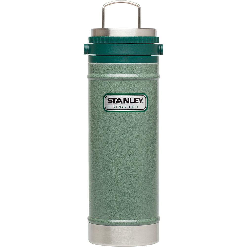 Stanley Classic Vacuum Travel Press 16oz Hammertone Green