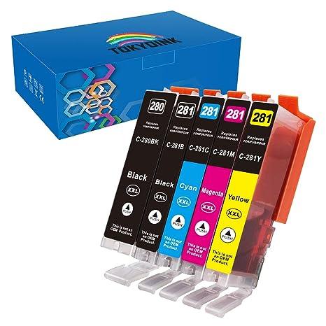 Amazon.com: TOKYOINK - Cartucho de tinta compatible para ...