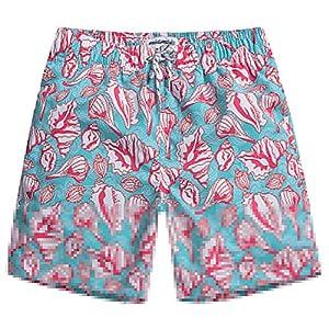 MaaMgic Mens Quick Dry Fun Swim Trunks With Mesh Lining Swimwear Bathing Suits