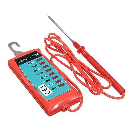 Amazon.com: Handheld Electric Fence Voltage Tester 600V to 7000V Voltage Measure Garden Tool: Kitchen & Dining