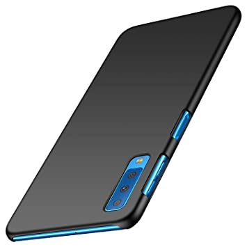 deconext Funda Samsung A7(2018), Carcasa Ultra Slim Anti ...