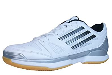 adidas Adizero Crazy Volley Pro Womens Sneakers - Shoes-White-12