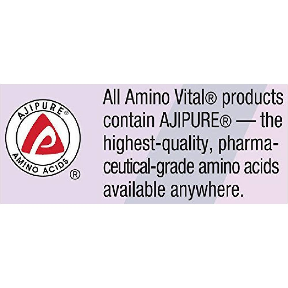Amino VITAL Rapid Recovery - Fermented Vegan BCAAs Amino Acid Powder + Complex Carbohydrates | BCAA, Glutamine & Arginine in Single Serve Packets | Reduce Muscle Soreness | 14 Servings, Blueberry by Amino Vital