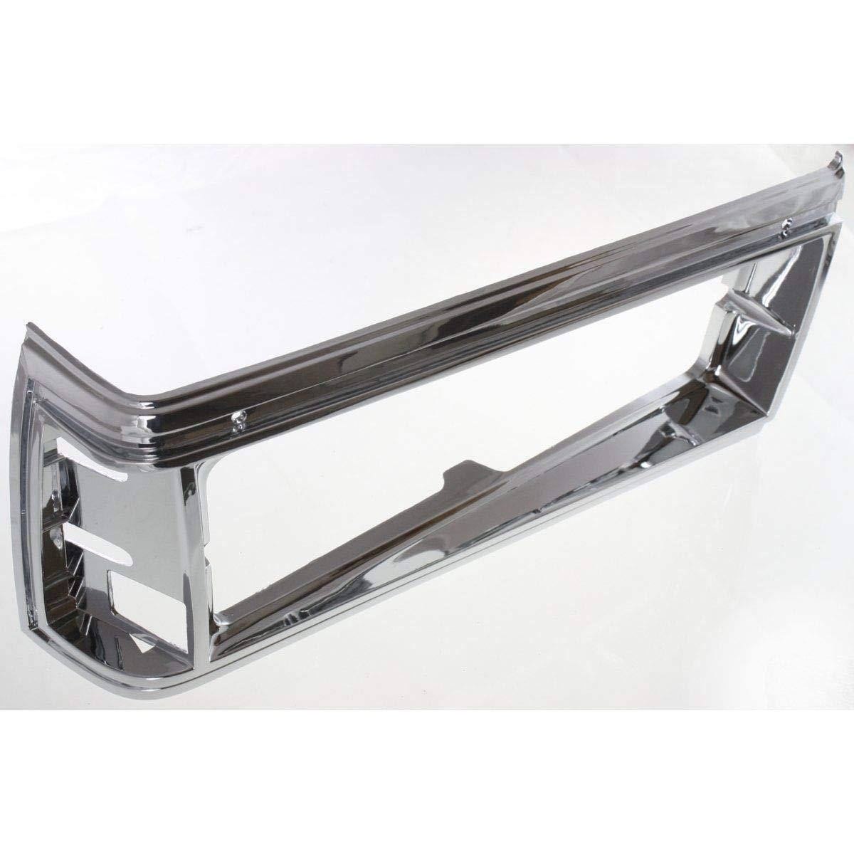 Headlight Door For 1981-85 Chevy Caprice 1987-89 Safari 1983-86 Parisienne Right
