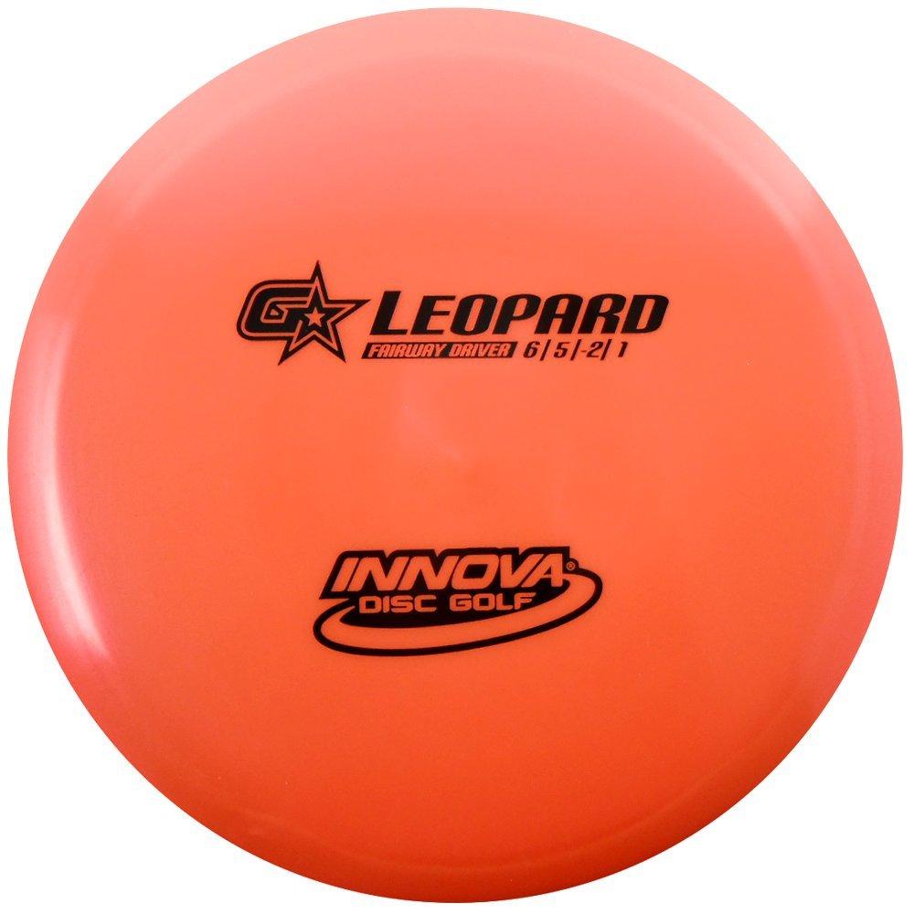 Innova GStar Leopardフェアウェイウッドドライバーゴルフディスク[ Colors May Vary ]  151-159g