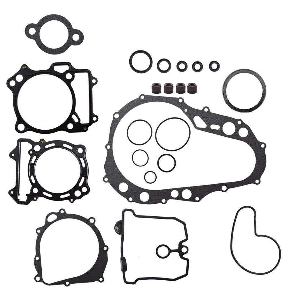 Moose Engine Oil Seal Kit fits Suzuki//Arctic Cat LT-Z400 QuadSport 400//DVX 400