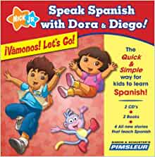 Spanish for Kids: Where to Start and Online Resources