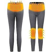cuckoo-X Pantalones calefactables, Pantalones calefactores USB Pantalones aislantes