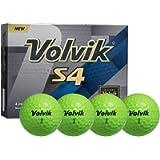 Volvik S4 Golf Balls (One Dozen)
