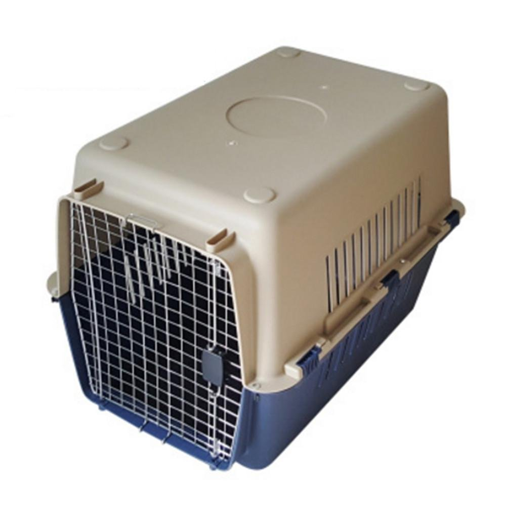 G-4 OOFWY Pet Box Cat And Dog Dedicated Aviation Box Portable Travel Box Pet Nest Quality PVC Resin Material, G-4