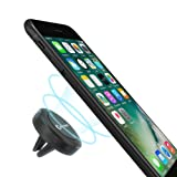 Chevron Magnetic Car Mount Mobile Holder, Chevsnap Powered Superstrong Neodymium Magnetic Hold - Compatible With All Mobiles
