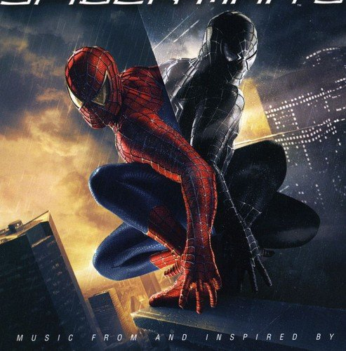 Spider Man 3 Japan - Spider-Man 3 (Music From and Inspired By)