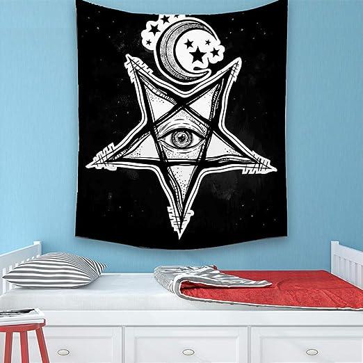 Zuonuoo Dreamy Hang Mandala Tapiz Colgante de Pared Boho ...
