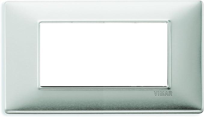 VIMAR PLANA 14642.05  Placca 2M nero