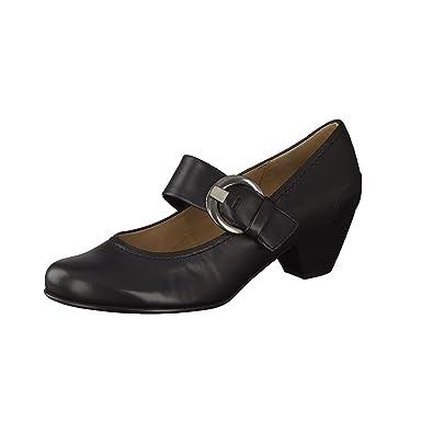5 Sabatini 42 Noir Mindy Gabor Gabriela Femme Court Shoes Noir qwHzwxd8f