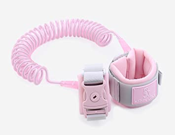 Anti Lost Wrist Link Safety Wrist Link for Toddlers Babies /& Kids