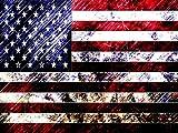 Cheap US Flag Poster Us Flag Art US Flag Usa Flag American Flag 24×36 (FLAGUSA-11)
