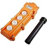 BestTong 4 Way Rainproof Crane Control Station Hoist Pendant Push Button Switch COB-62 A0000093