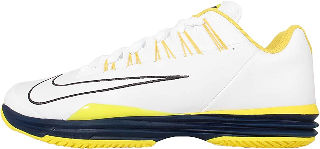 Nike Lunar Ballistec 1.5, Chaussures de Tennis Homme, Blanc