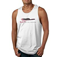 JJHAMIN Men's Monmouth College Fighting Scots Logo Tank Top-