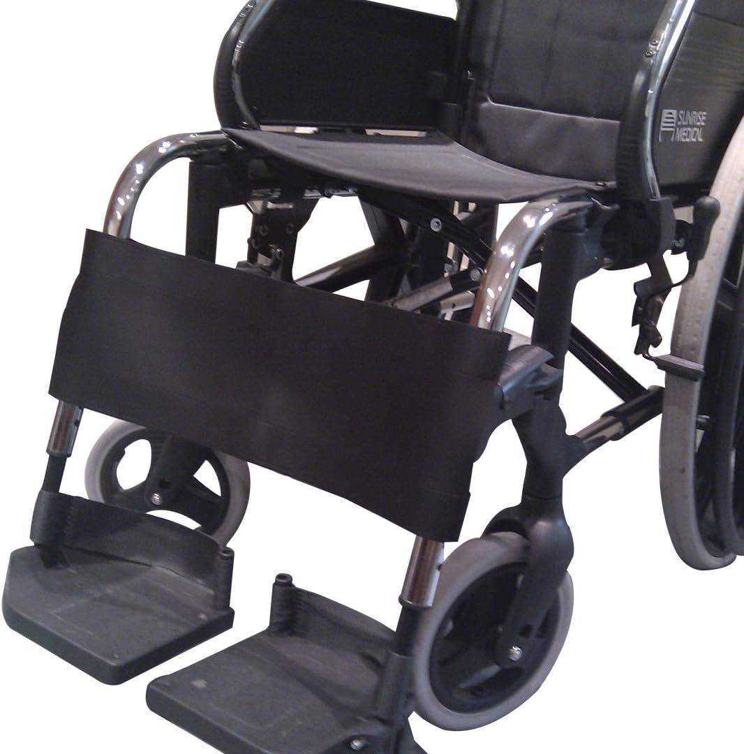 Adiggy Medical | Banda de contención para silla de ruedas que evita el deslizamiento posterior | Talla Única