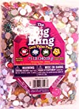 Best Darice Gift For 3 Year Old Girls - Darice Big Bling Flowers and Round Gem Value Review