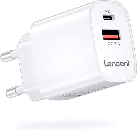 Lencent Usb C Ladegerät Pd Port Netzteil Elektronik