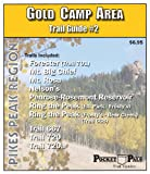 Pikes Peak Region Trail Map No. 2 - Gold Camp Area