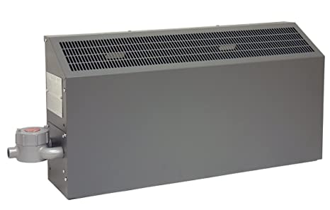 TPI FEP18121RA FEP T-3A Series Hazardous Location Wall Convector Heater, Single Phase,