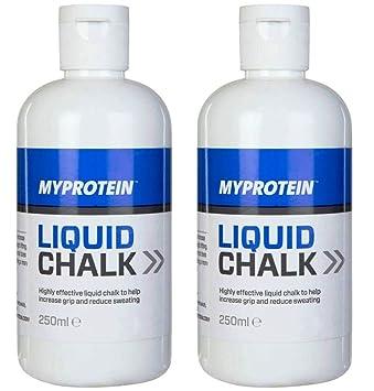MY PROTEIN ndash; Tiza líquida para mejorar el agarre, Unisex, Liquid, blanco: Amazon.es: Deportes y aire libre