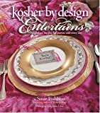 Kosher by Design Entertains: Fabulous Recipes for Parties and Every Day, Books Central