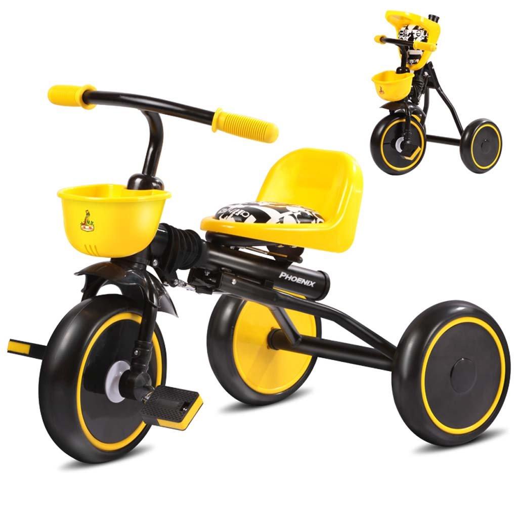 Kids' Tricycles Bicicleta de Equilibrio Infantil para Bebés, para Niños DE 24 a 60 Meses, una Gran Manera de desarrollar Habilidades motoras y divertirse.