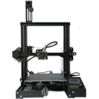 Creality Ender 3 HICTOP 3D Printer Half Assembled with Resume Print 220x220x250mm