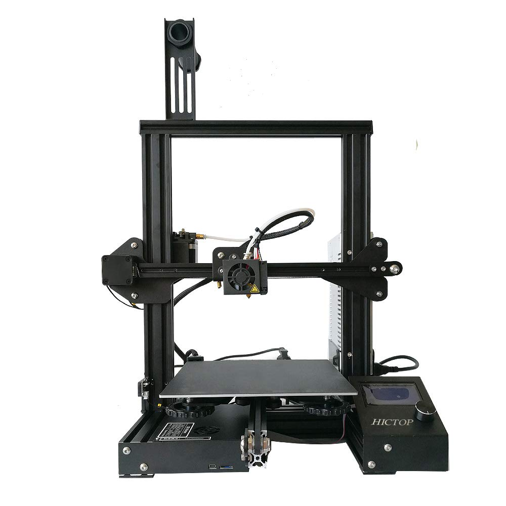 Creality Ender 3 HICTOP 3D Printer Half Assembled 220x220x250mm