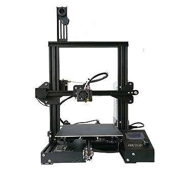 Creality 3D Imprimante Ender 3 3D Printer Aluminio DIY con currículum Imprimir 220x220x250mm