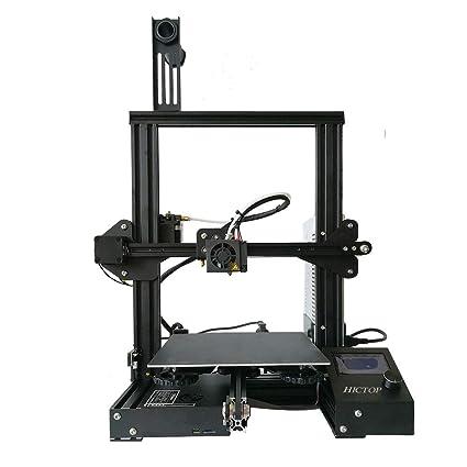 Creality 3D Imprimante Ender 3 3D Printer Aluminio DIY con ...