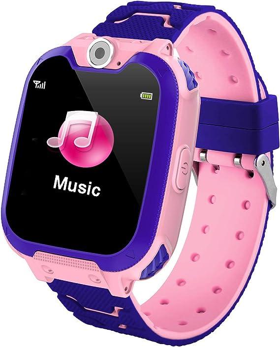 Amazon.com: Reloj inteligente para niños, para estudiantes ...