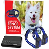 Floyd Invisible Electric Fence for Dogs Fence Prevents Pets Escaping - Easy-to-Use, Maintenance-Free Underground System - All-Inclusive for Quick Installation - Superb Follow-Up Support